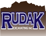 Rudak Excavating Inc,