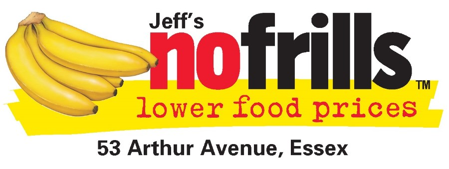 Jeff's Nofrills - Essex